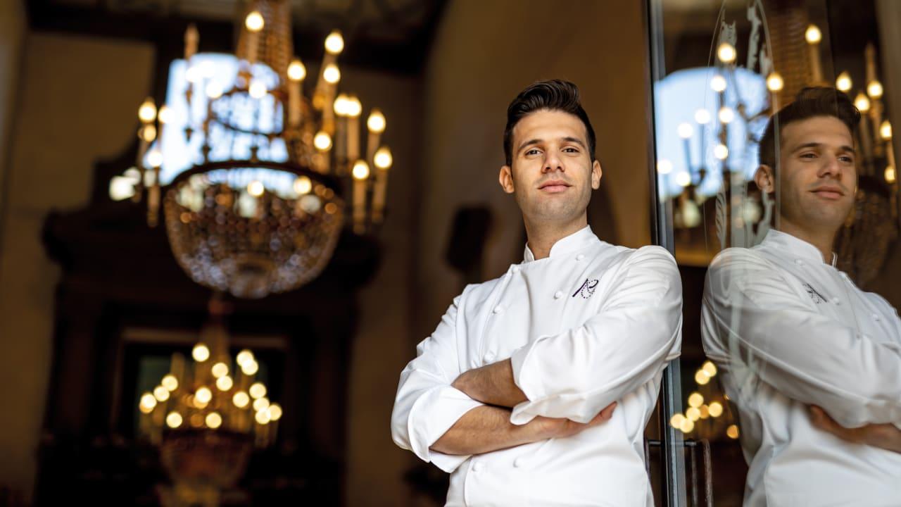 Executive Chef Alessandro Cozzolino, Belmond Villa San Michele in Florence, Tuscany