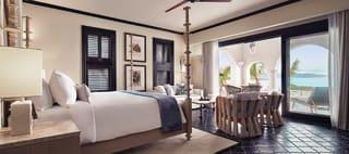 Belmond Cap Juluca suite room interior