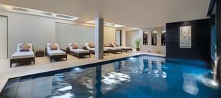 Kong Kea Spa pool interior