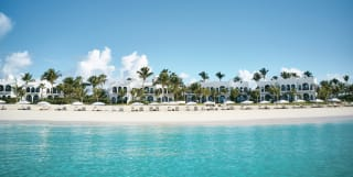 Beachfront private pool villas at Belmond Cap Juluca