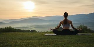 Yoga at Belmond Castello di Casole