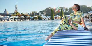 Belmond pool style