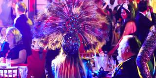 Copacabana Palace Ball during the Rio de Janeiro Carnival