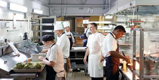 Chef Rudi at Belmond Mount Nelson Hotel