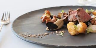 Planet Restaurant, Food