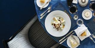 Michelin star menu at Belmond Reids Palace