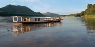 Inner Peace on the Mekong River
