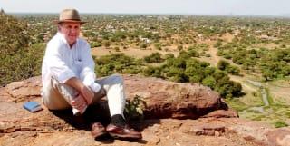 Botswana with Alexander McCall Smith