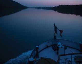 sunrise french river cruise leica belmond
