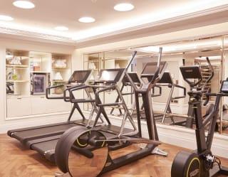 Belmond Cadogan Hotel Fitness Suite