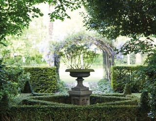 Hotels with gardens in London