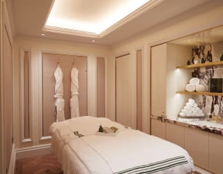 the spa suite at the cadogan
