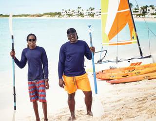 Windsurfing in Anguilla