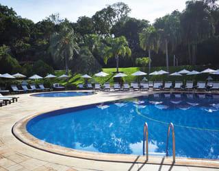 Piscina do Belmond Hotel das Cataratas