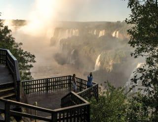 Morning Walks, Iguassu Falls