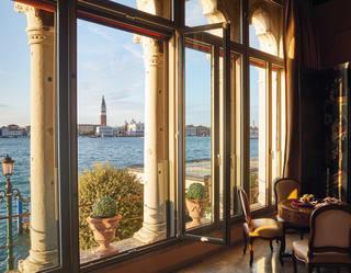 luxury suite venice cipriani