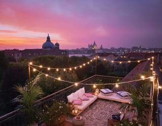 Rooftop Party Venice
