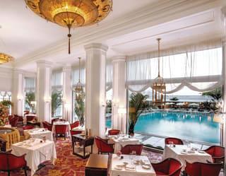 Cipriani Restaurant at Belmond Copacabana Palace