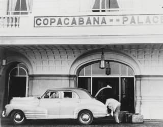 Vintage car Rio de Janeiro