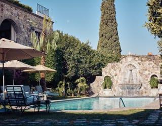 Belmond Casa de Sierra Nevada, Spa Escapes in Mexico