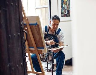 Art Workshop at Belmond Casa de Sierra Nevada