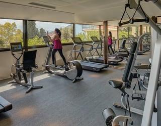 Belmond Grand Hotel Timeo Gym