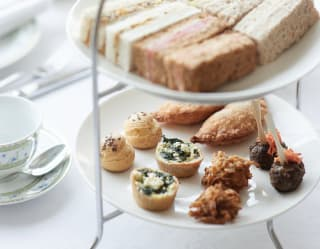 Cape town Afternoon tea