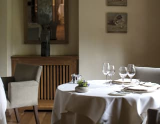 The Restaurant at Belmond Le Manoir