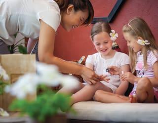 Children's Activities in Bali