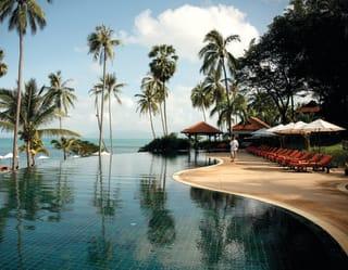 Belmond Napasai Hotell Pool