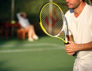 Tennis in Koh Samui