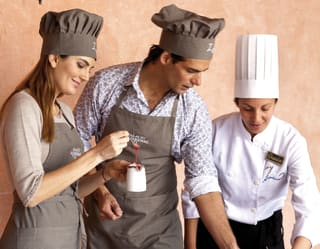 Clase de cocina en Cusco