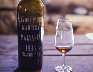 Madeira Wine Company with Vintage Car Transfer