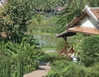 lakes in Luang Prabang