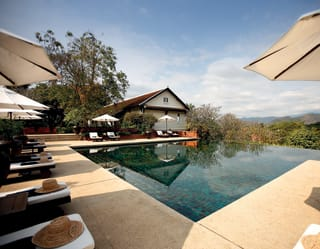 Belmond La Résidence Phou Vao Swimming Pool