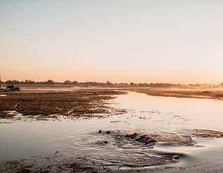 Okavango Delta Fishing, Botswana