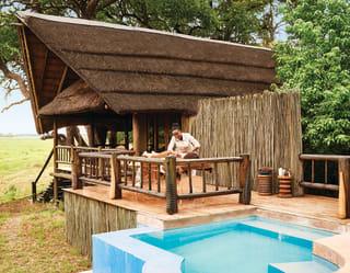 Safaris with Spas