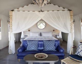 design safari suite botswana
