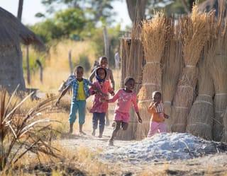 Nxhoga village tour