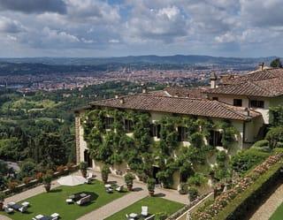 Belmond Villa San Michele, piccolo boutique hotel a Firenze