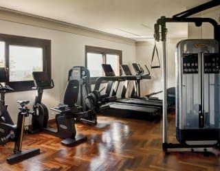 Belmond Villa San Michele Fitness
