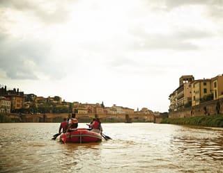 Rafting a Firenze