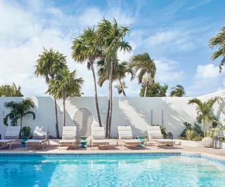 Belmond Cap Juluca Spa pool
