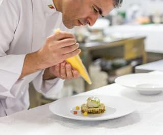 William restaurant chef Luis Pestana