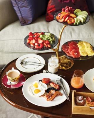 Belmond Cadogan Hotel breakfast restaurant