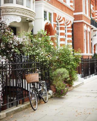 Cadogan Place Gardens, Chelsea London