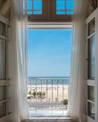 Belmond Copacabana Palace, Breakfast