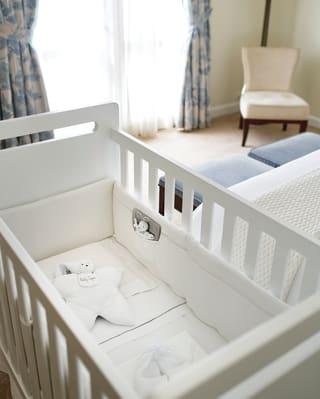 Crib, Family Package at Belmond Copacabana Palace