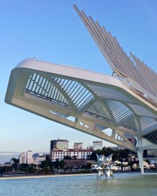 recorrido arquitectónico por Río de Janeiro