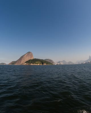 paseo en barco por Río de Janeiro
